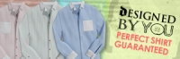 Men's Fitted Dress Shirts starting at $45 by Blank Label